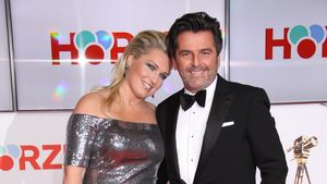 Claudia Hess und Thomas Anders
