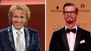 Beim dritten Anlauf: Thomas Gottschalk stiehlt Joko die Show