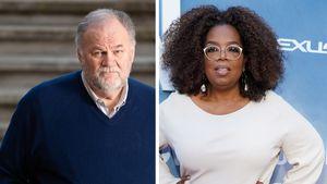 Nach TV-Talk: Meghans Vater will auch bei Oprah auspacken!