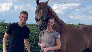 Süß! Thomas Müller und Lisa bekommen tierischen Nachwuchs