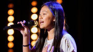 Wow: Supertalent-Tiara (12) sang schon Duett mit Ed Sheeran!