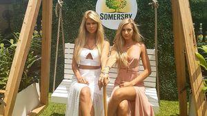 Tiffany Scanlon und Megan Marx in Langley Park