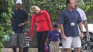 Tiger Woods: Verliert er wegen Lindsey seine Kids?