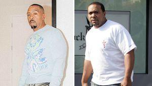 65 Kilo sind runter: Rapper Timbaland hat sich halbiert!