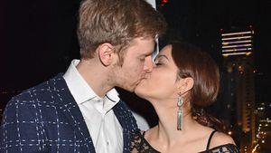 Süße Küsse! Hier turtelt Timur Bartels mit Freundin Michelle