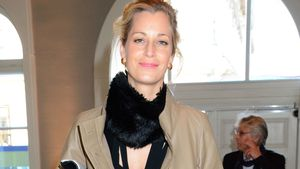 Ex-GZSZ-Star Tina Bordihn hat viel Spaß bei VL