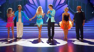 """Backstage: So versteht sich der """"Let's Dance""""-Cast wirklich"""