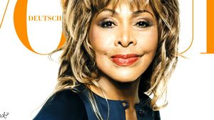 Tina Turner: Dieses Cover-Girl ist 73 Jahre alt!