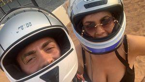 So verbringen Tobi und Janine ihren ersten Paar-Trip
