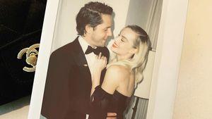 Backstage-Moment: Margot Robbie postet Polaroid mit Ehemann!