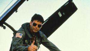 """Erste Fotos von """"Top Gun 2""""-Set: Tom Cruise fliegt wieder!"""