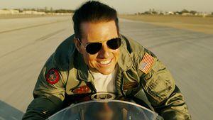 """Bitter: Tom Cruise' Auto mit """"Top Gun""""-Script wurde geklaut!"""