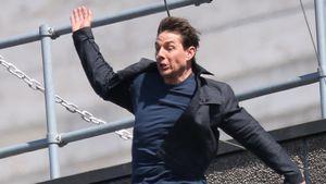 """Unfall am """"M:I 6""""-Set! Tom Cruise bei krassem Stunt verletzt"""