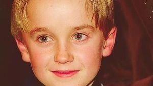 """Erkannt? Dieser kleine Junge spielte """"Harry Potter""""-Fiesling"""
