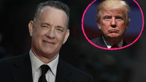 Tom Hanks und Donald Trump