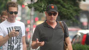 Tom Hanks und Chet Hanks