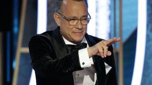 Golden Globe fürs Lebenswerk: Tom Hanks bricht in Tränen aus