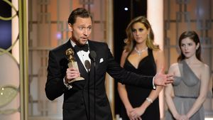 "Golden-Globe-Rede: Shitstorm gegen ""Avengers""-Tom Hiddleston"
