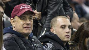 Tom Hanks mit Corona infiziert: Jetzt meldet sich sein Sohn