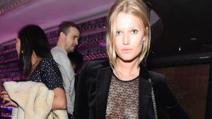 Toni Garrn in New York