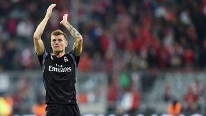 Toni Kroos nach dem Champions-League-Spiel Real Madrid gegen Bayern München