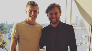 Privat-Konzert: DSDS-Star Nick Ferretti singt für Toni Kroos