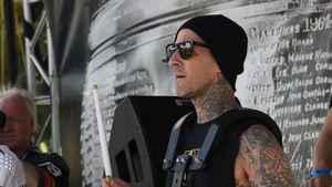 Wieder in Klinik: Blink-182-Travis' Zustand verschlimmert