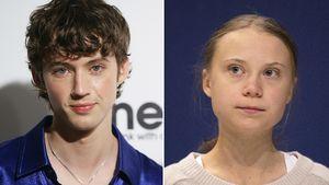 Nach Prinz Harry: Auch Troye Sivan fällt auf Fake-Greta rein