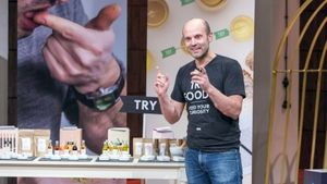 """""""Try Foods"""" Gründer Jörn Gutowski bei """"Die Höhle der Löwen"""""""