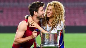 Doch keine Trennung? Piqué postet Video mit Shakira!