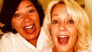 Vera Int-Veen und ihre Frau Obi streiten sich eigentlich nie