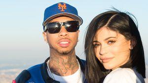 Tyga und Kylie Jenner in New York