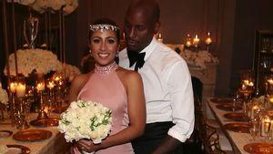Tyrese Gibson mit Ehefrau