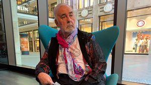 Wegen Krankheit: Udo Walz düste im Rollstuhl durch Salon