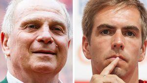 Cooler Uli Hoeneß: So reagiert er auf Philipp Lahms Absage!