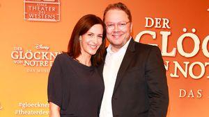 Ulrike Frank mit Ehemann Marc