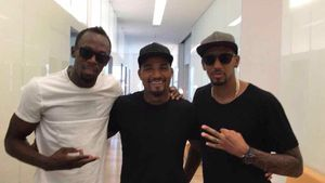 Bye-bye, Bolt: Das sagen die Promis zu Usains Karriere-Aus!
