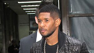 Usher in großer Sorge: Sein Sohn hat Diabetes