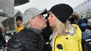 Uwe Ochsenknecht und seine Lebensgefährtin Kiki Viebrock