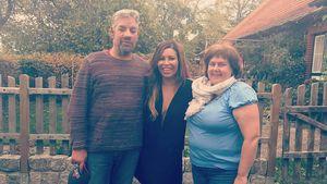 Noch Sommerhaus-BFFs: Patricia Blanco besuchte Uwe & Iris