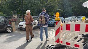 In Berlin: Valentina Pahde und Rúrik beim Knutschen erwischt