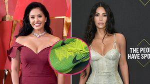 Emotional: Vanessa Bryant schenkt Kim Kardashian Kobe-Schuhe