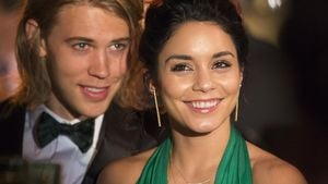 So glücklich: Vanessa Hudgens strahlt vor Liebe