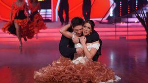 Vanessa Mai und Christian Polanc im Finale von Let's Dance 2017