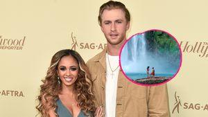 """Antrag vor Wasserfall: """"Riverdale""""-Vanessa hat sich verlobt!"""