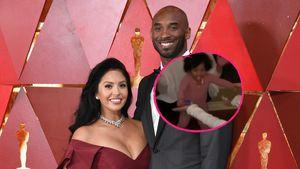 Kobe Bryants Witwe total stolz: Baby Capri kann nun laufen!