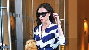 Victoria Beckham in New York