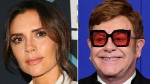 Victoria Beckham verließ die Spice Girls wegen Elton John