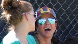 Britney Spears und Victoria Prince