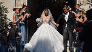 Victoria Swarovski: Das passiert mit ihrem Mega-Brautkleid